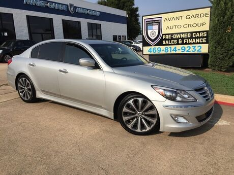 2012 Hyundai Genesis 5.0L R-Spec NAVIGATION REAR VIEW CAMERA, BLIND ASSIST, HEATED/COOLED LEATHER, SUNROOF, LEXICON AUDIO!!! VERY FAST AND CLEAN!!! FULLY LOADED!!! Plano TX