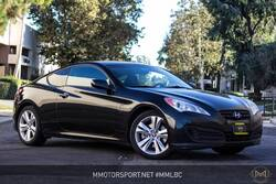Hyundai Genesis Coupe 2.0T 2dr Coupe 2012