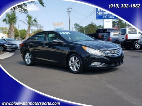 2012_Hyundai_Sonata_2.4L Limited PZEV_ Wilmington NC