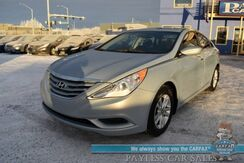 2012_Hyundai_Sonata_GLS / Automatic / Auto Start / Power Driver's Seat / Power Locks & Windows / Bluetooth / Cruise Control / 35 MPG_ Anchorage AK