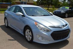 2012_Hyundai_Sonata Hybrid_Sedan_ Houston TX