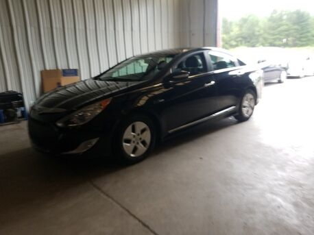 2012_Hyundai_Sonata_Hybrid_ Wilmington NC