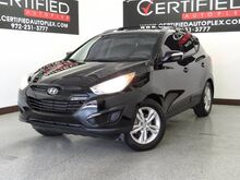 2012 Hyundai Tucson GL LEATHER/CLOTH SEATS BLUETOOTH KEYLESS ENTRY POWER LOCKS POWER WINDOWS Carrollton TX
