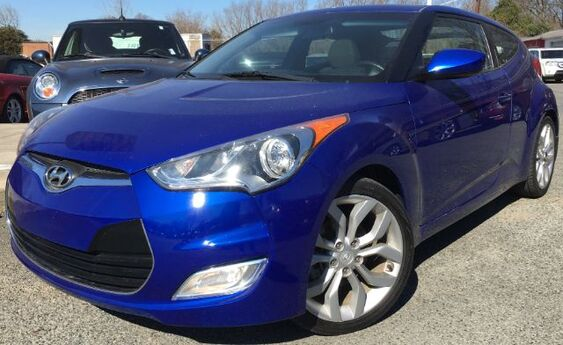 2012 Hyundai Veloster Base Charlotte and Monroe NC