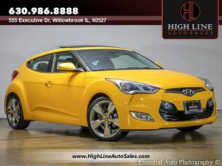 2012_Hyundai_Veloster_w/Black Int_ Willowbrook IL