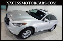 INFINITI FX35 ROOF NAVIGATION BACK-UP CAM HEATED SEATS. 2012