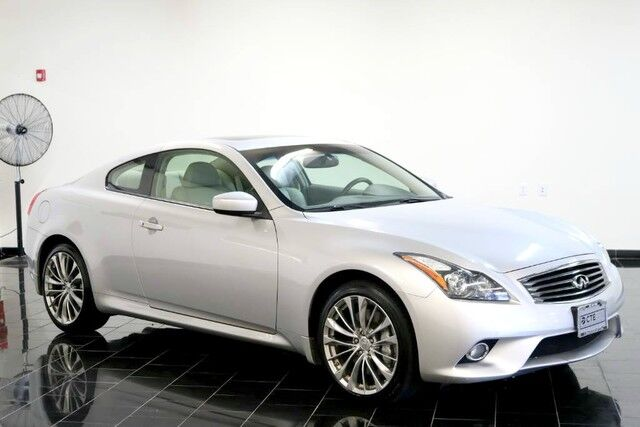 2012 Infiniti G37 Coupe 2dr X Awd Clean Carfax Premium Package