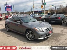 2012_INFINITI_G37 Coupe_Sport   NAV   LEATHER   ROOF   AWD_ London ON