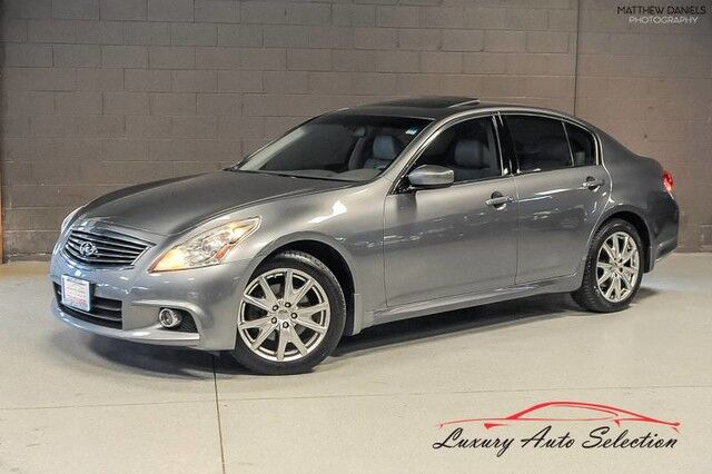 2012_INFINITI_G37 x Sport_4dr Sedan_ Chicago IL