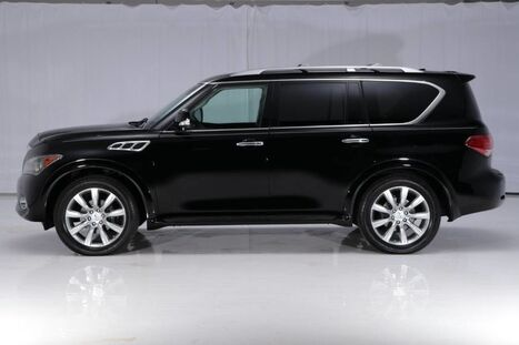 2012 INFINITI QX56 4WD 8-passenger West Chester PA