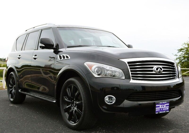 Vehicle Details 2012 Infiniti Qx56 At Rlb Auto Group Fort Worth