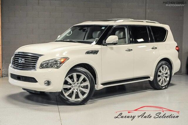 2012_INFINITI_QX56 Deluxe Touring_4dr SUV_ Chicago IL