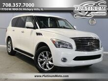 2012_INFINITI_QX56_Nav Roof Rear Entertainment Remote Start Loaded_ Hickory Hills IL
