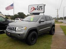 JEEP GRAND CHEROKEE LAREDO 4X4, AUTOCHECK CERTIFIED, LIFTED, TOW PACKAGE, ROOF RACKS, UCONNECT, REMOTE START, SUNROOF! 2012