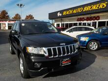 2012_JEEP_GRAND CHEROKEE_LAREDO 4X4, BUYBACK GUARANTEE, WARRANTY, SIRIUS RADIO, AUX PORT, BLUETOOTH, LOW MILES,CLEAN!_ Norfolk VA