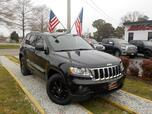 2012 JEEP GRAND CHEROKEE LAREDO 4X4, WARRANTY, SIRIUS RADIO, BLUETOOTH, KEYLESS START, AUX PORT, KEYLESS ENTRY, LOW MILES!!!!