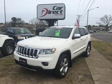 JEEP GRAND CHEROKEE OVERLAND 4X4, AUTOCHECK CERTIFIED, LEATHER,  NAVI, REMOTE START, PANO ROOF, LOADED, ONLY 27K MILES! 2012