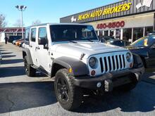 2012_JEEP_WRANGLER_UNLIMITED CALL OF DUTY MW3 4X4, BUYBACK GUARANTEE, WARRANTY, LEATHER, NAV, ONLY 64K MILES,VERY RARE!_ Norfolk VA