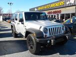 2012 JEEP WRANGLER UNLIMITED CALL OF DUTY MW3 4X4, WARRANTY,  LEATHER, NAV, HEATED MIRRORS, TOW PKG, SAT RADIO, RARE!!!