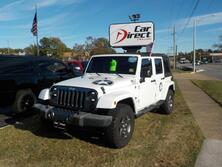 JEEP WRANGLER UNLIMITED FREEDOM EDITION, BUY BACK GUARANTEE & WARRANTY, BLUETOOTH, RUNNING BOARDS, LOW MILES!! 2012