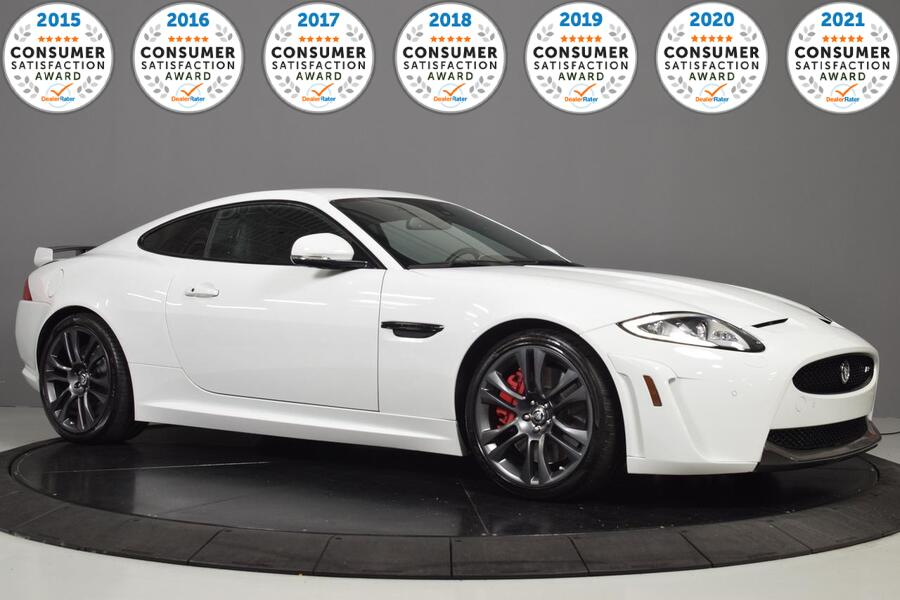 2012_Jaguar_XK_XKR-S_ Glendale Heights IL