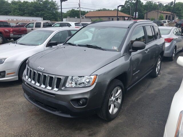 2012 Jeep Compass Latitude North Versailles PA