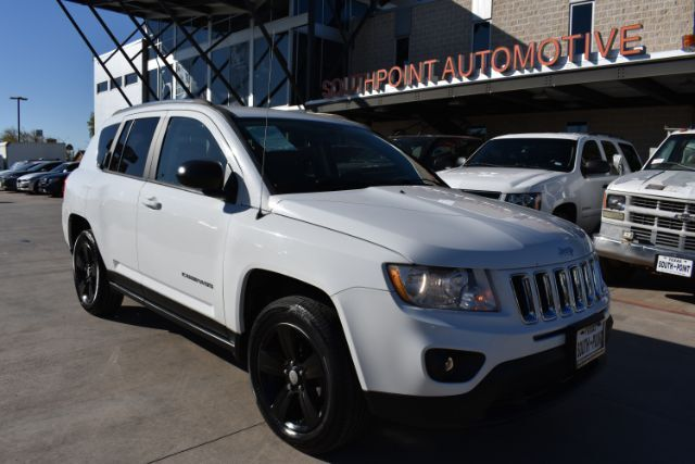 San Antonio Jeep >> 2012 Jeep Compass Sport Leather