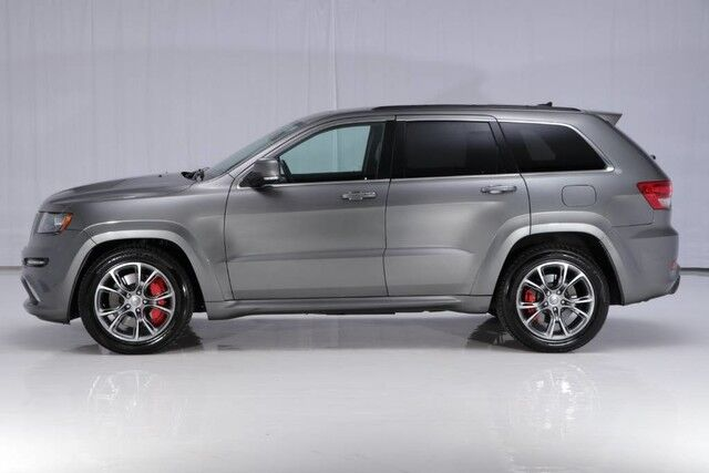 2012 Jeep Grand Cherokee 4WD SRT8 West Chester PA