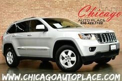 2012_Jeep_Grand Cherokee_Laredo - 3.6L V6 FLEX-FUEL ENGINE 4 WHEEL DRIVE 1 OWNER BLACK CLOTH INTERIOR KEYLESS GO PREMIUM ALLOY WHEELS BLUETOOTH_ Bensenville IL