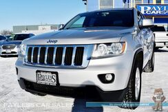 2012_Jeep_Grand Cherokee_Laredo / 4X4 / Automatic / Auto Start / Sunroof / Power Driver's Seat / Bluetooth / Aux Jack / Cruise Control / Keyless Entry & Start / Aluminum Wheels / Low Miles_ Anchorage AK
