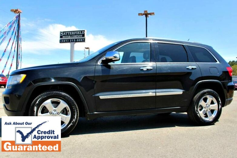 2012 Jeep Grand Cherokee Limited Bryant AR
