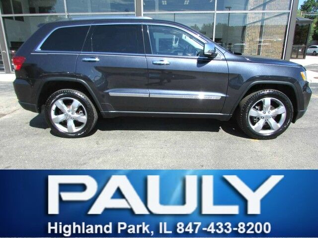 2012 Jeep Grand Cherokee Limited Highland Park IL ...