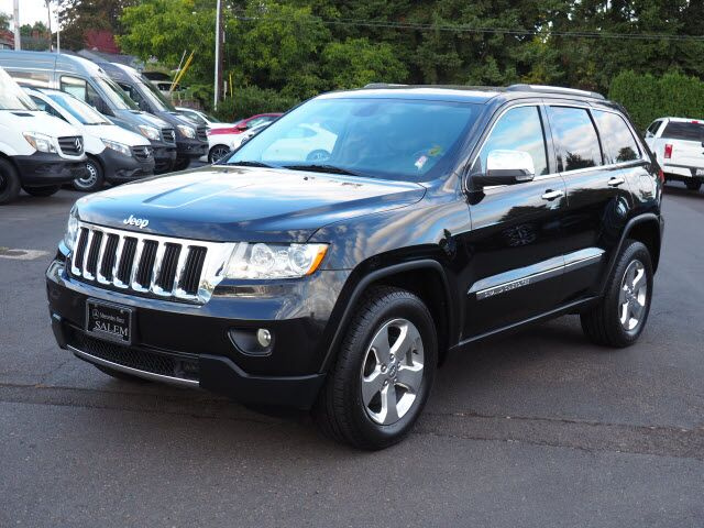 2012 Jeep Grand Cherokee Limited Salem OR ...