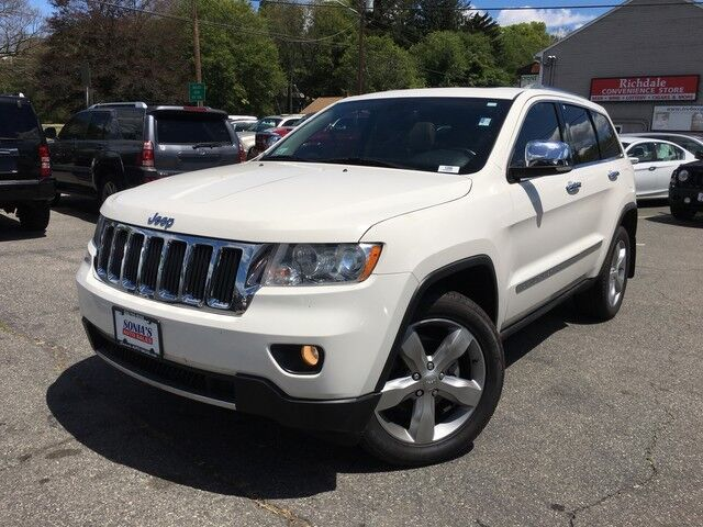 2012 Jeep Grand Cherokee Limited Worcester MA ...