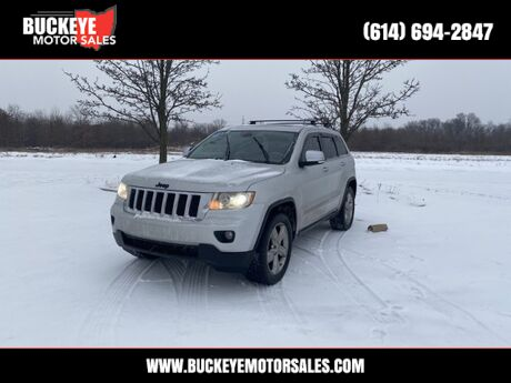2012 Jeep Grand Cherokee Overland Columbus OH