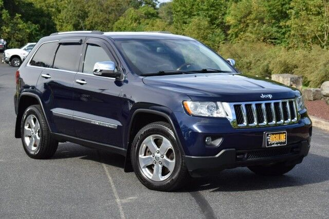 2012 Jeep Grand Cherokee Overland Hemi 4x4 Easton PA