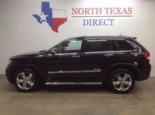 2012_Jeep_Grand Cherokee_Overland Summit Adaptive Cruise Heated Leather GPS Navi Camera_ Mansfield TX