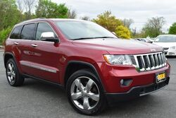 Jeep Grand Cherokee Overland Summit 2012