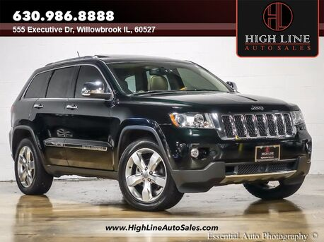 2012_Jeep_Grand Cherokee_Overland_ Willowbrook IL