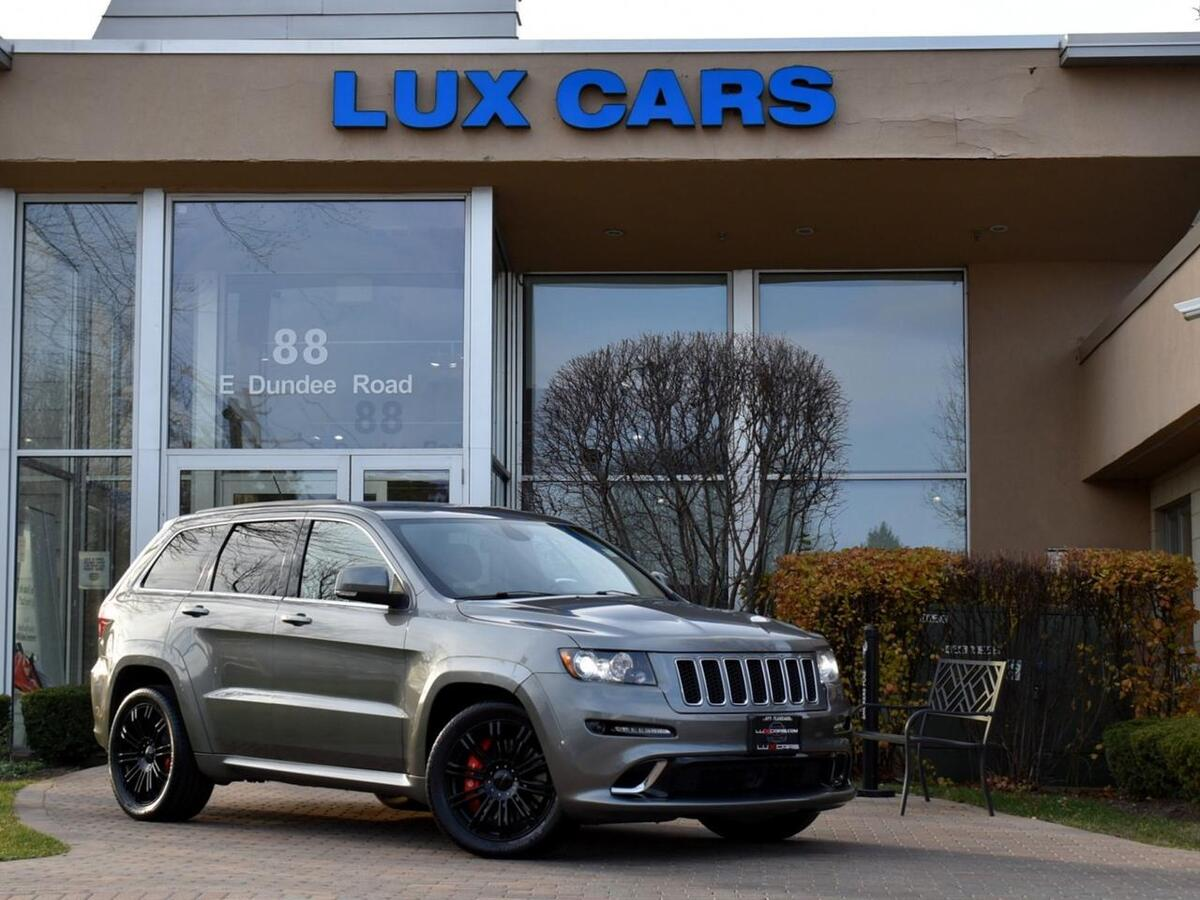 2012_Jeep_Grand Cherokee_SRT8 NAV PANOROOF 4WD_ Buffalo Grove IL