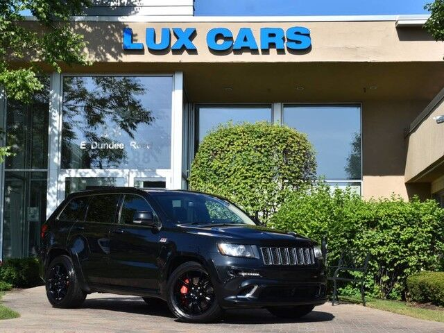 2012_Jeep_Grand Cherokee_SRT8 PANOROOF NAV 4WD_ Buffalo Grove IL