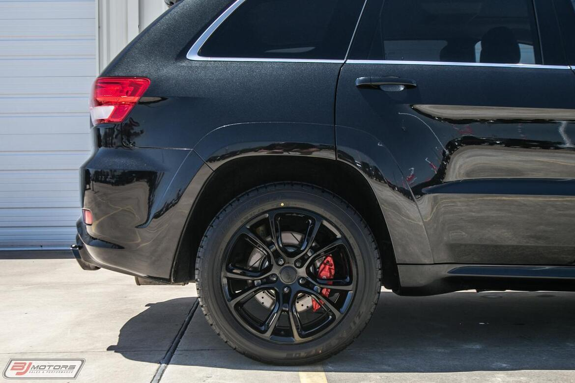 2012 Jeep Grand Cherokee SRT8 Tomball TX