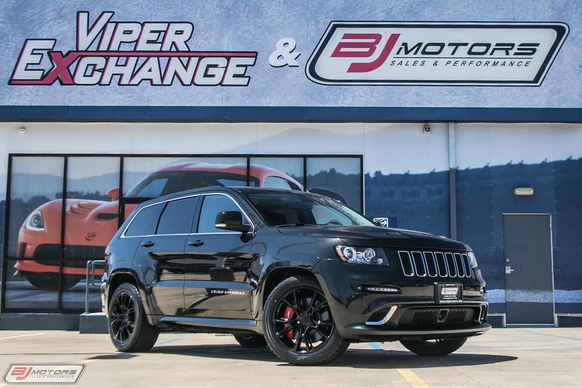 Jeep Cherokee Srt8 For Sale >> 2012 Jeep Grand Cherokee Srt8