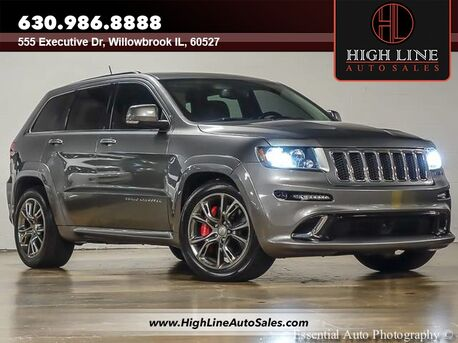 2012_Jeep_Grand Cherokee_SRT8_ Willowbrook IL