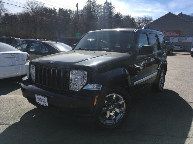 2012 Jeep Liberty Arctic Worcester MA