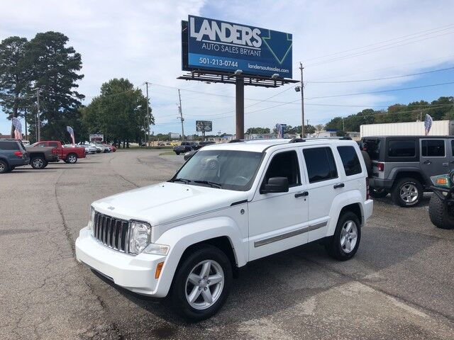 2012 Jeep Liberty Limited Bryant AR