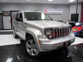 Jeep Liberty Limited Jet LEATHER SUNROOF 20 INCH WHEELS BLUETOOTH 2012
