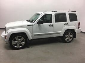 Jeep Liberty Limited Jet 2012