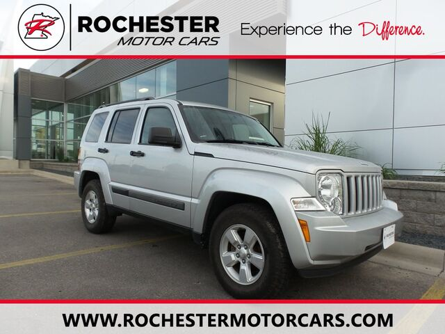 2012 Jeep Liberty Sport Rochester MN ...