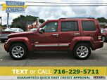 2012 Jeep Liberty Sport Latitude 4WD w/Leather & Low Miles